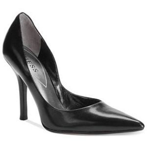 Guess Carrie Pointy Toe Pumps